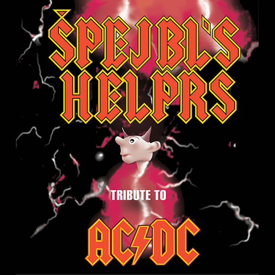 Špejbl's Helprs<br>AC/DC Revival Band
