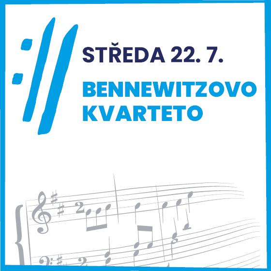 Bennewitzovo kvarteto<BR>Mezinárodní hudební festival Český Krumlov 2020