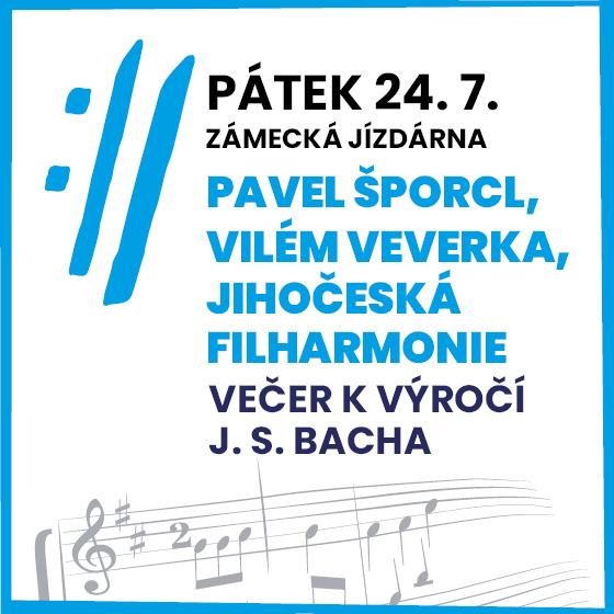 Pavel Šporcl, Vilém Veverka<BR>International Music Festival Český Krumlov 2020