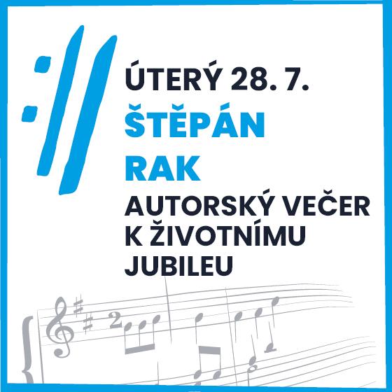 Štěpán Rak, Jan-Matěj Rak<BR>International Music Festival Český Krumlov 2020