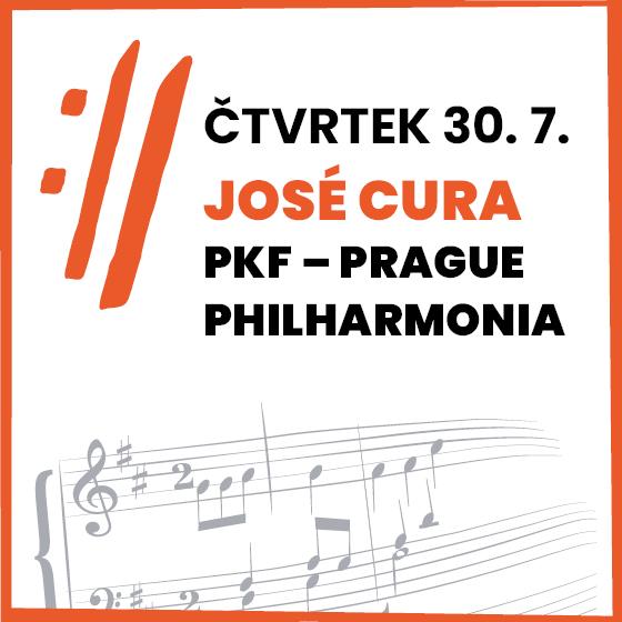 José Cura, Barbora Kubíková<BR>International Music Festival Český Krumlov 2020