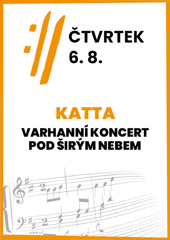 Katta<BR>International Music Festival Český Krumlov 2020