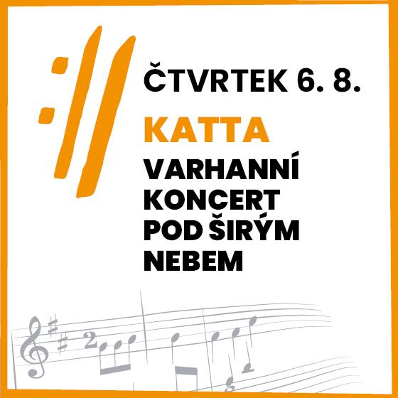 Katta<BR>Mezinárodní hudební festival Český Krumlov 2020
