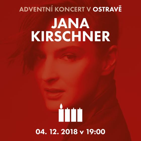 Jana Kirschner<BR>Adventní koncert Děti k dětem
