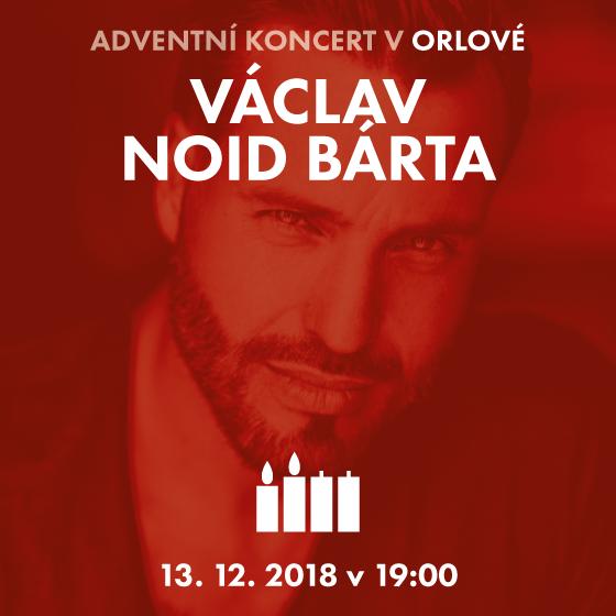 Václav Noid Bárta<BR>Adventní koncert Děti k dětem
