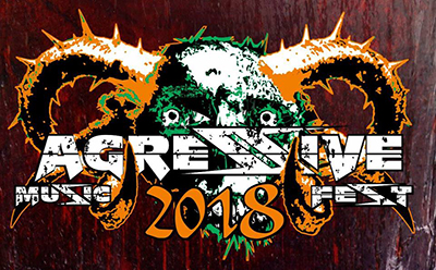 AGRESSIVE MUSIC FEST 2018<br>open air festival - Pohoří - CZ