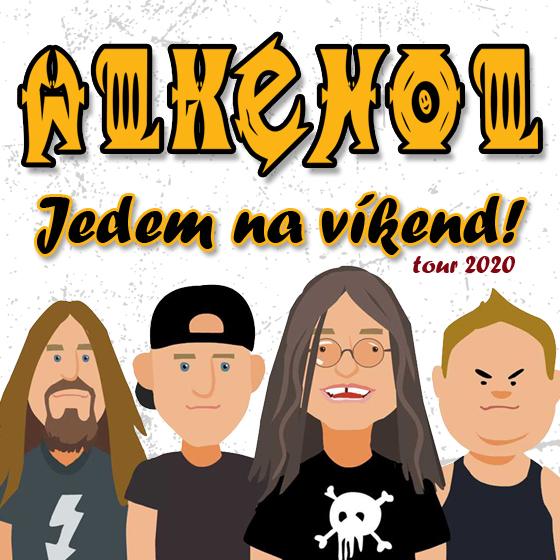 Alkehol Tour<br>Host: Burnnesy