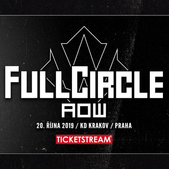 AoW: Full Circle<br>mezinárodní wrestlingová show