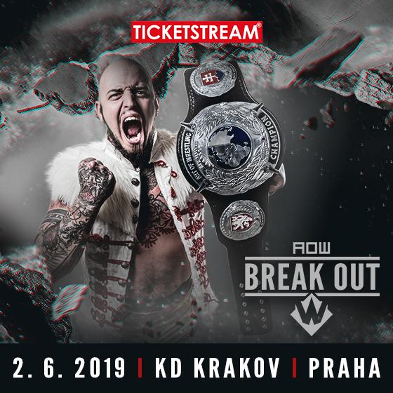 AoW: Break Out<br>profesionální wrestling v ČR