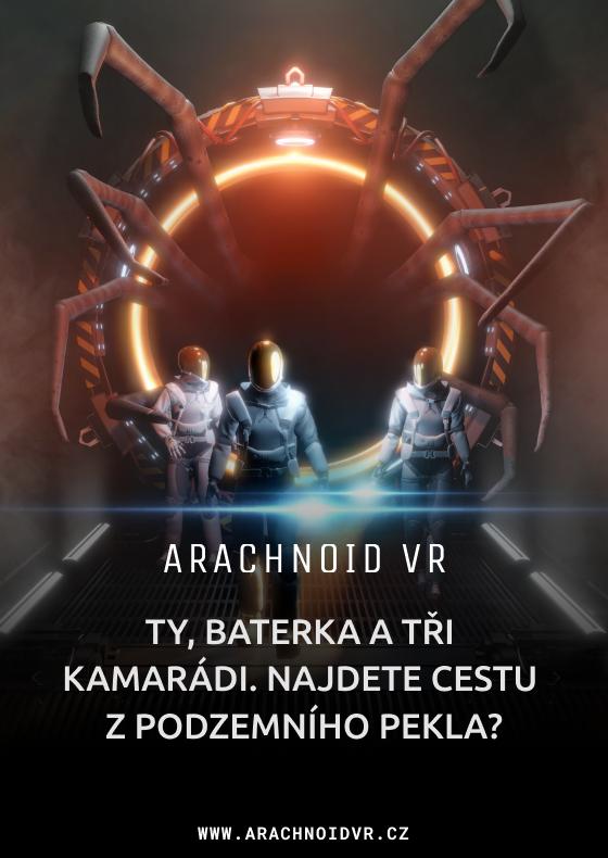Arachnoid VR