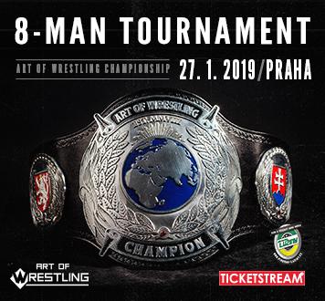 AoW: Championship Night<br>profesionální wrestling v ČR