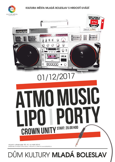 ATMO MUSIC / LIPO / PORTY