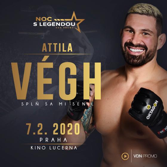 Noc s legendou - Attila Végh