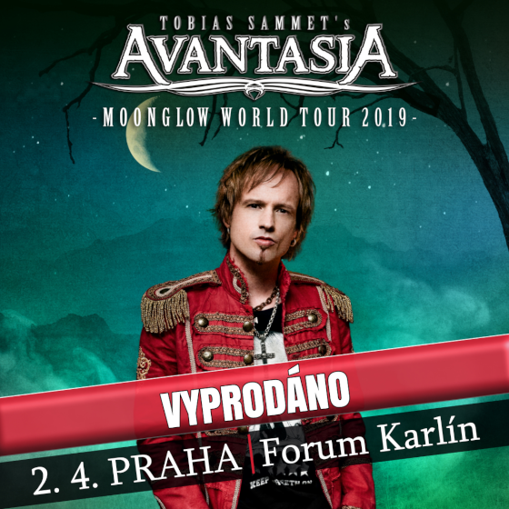 Avantasia<BR>Moonglow World Tour