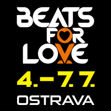 Beats For Love 2018festival pass (4 days), Ostrava, 04/07/2018 17:02
