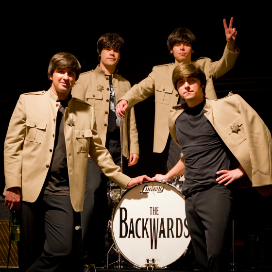 THE BACKWARDS<br>BEATLES REVIVAL