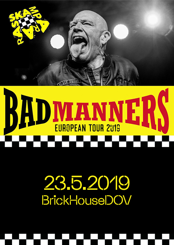 Bad Manners, Skampararas