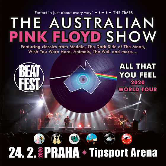BeatFest:<br>The Australian Pink Floyd Show<BR>All That You Feel 2020 World Tour