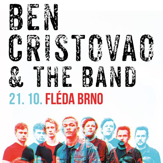 Ben Cristovao & The Band.