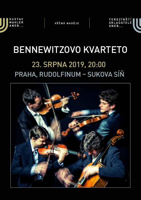 Bennewitzovo kvarteto<br>Music festival EVERLASTING HOPE