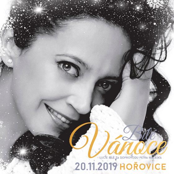 Bílé Vánoce Lucie Bílé<br>s klavírním doprovodem Petra Maláska<br>Hosté: Zbigniew Czendlik, Jan Toužimský