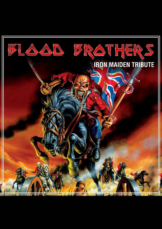 Iron Maden Tribute - Blood Brothers
