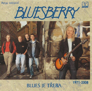 BLUESBERRY -  křest alba!<BR>blues