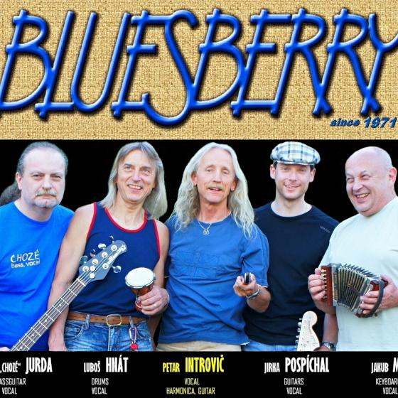 Bluesberry - nejubilejní narozeninový koncert