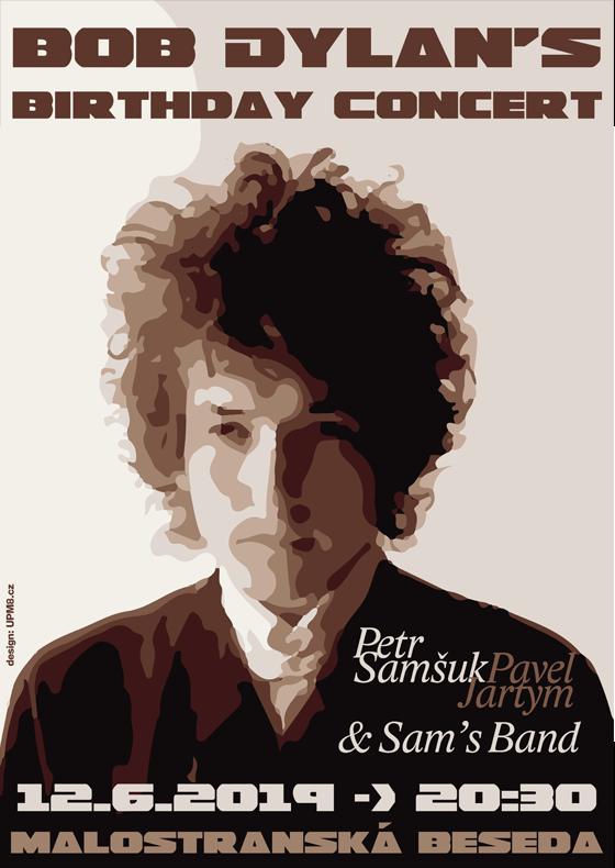 Bob Dylan's Birthday Concert