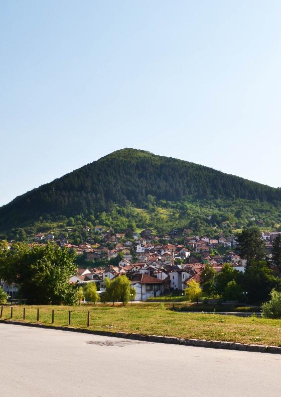 Záhady bosenských pyramid