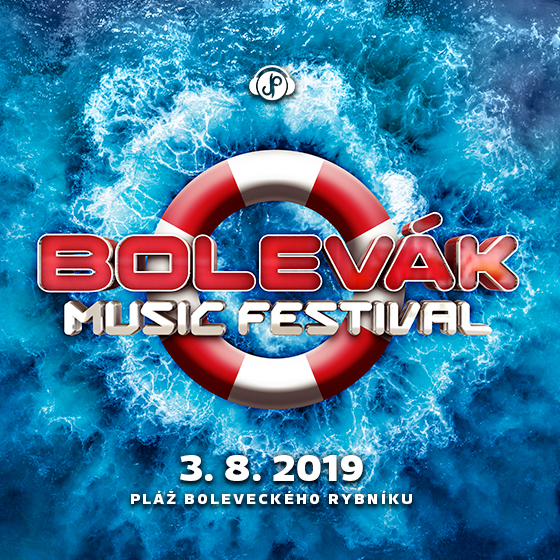 Bolevák Music Festival<BR>Beach Open - Air