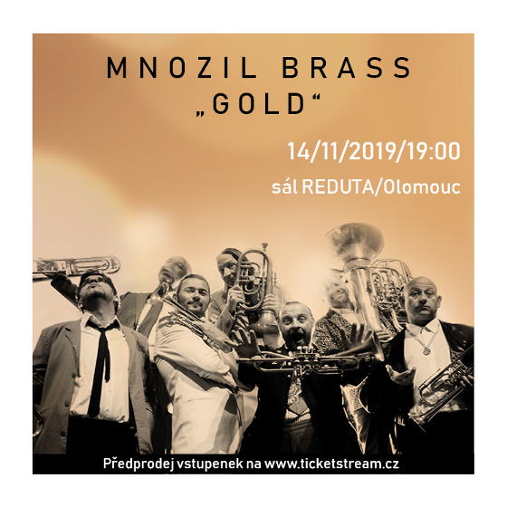 Mnozil Brass<BR>GOLD - Best of Superhits