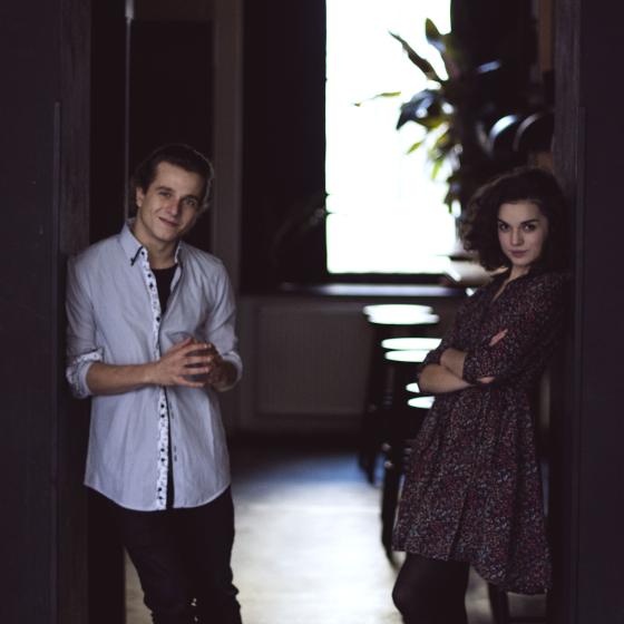 Brigita a Štěpán