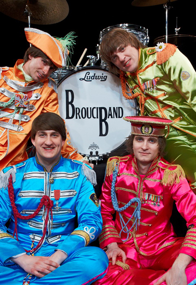 Brouci Band - The Beatles Revival, Kadaň, 23/02/2018 20:00
