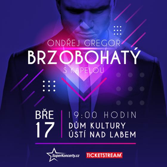 Ondřej G. Brzobohatý<BR>Koncert s kapelou