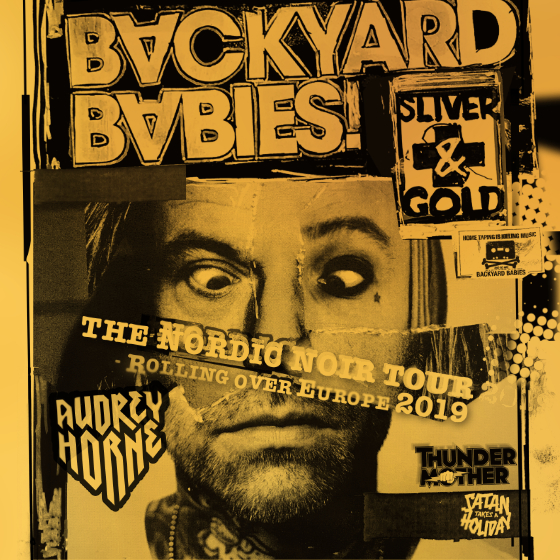 Backyard Babies<BR>Nordic Noir Tour