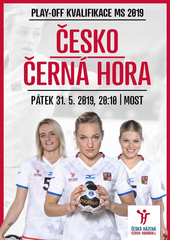 Česká republika - Černá Hora