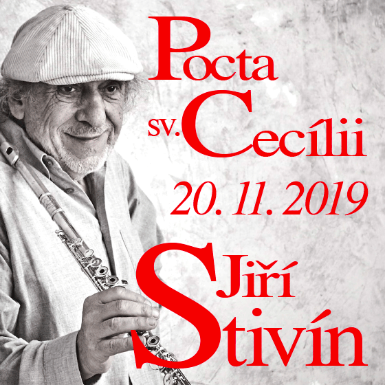 Jiří Stivín<BR>Pocta sv. Cecílii XXVIII.