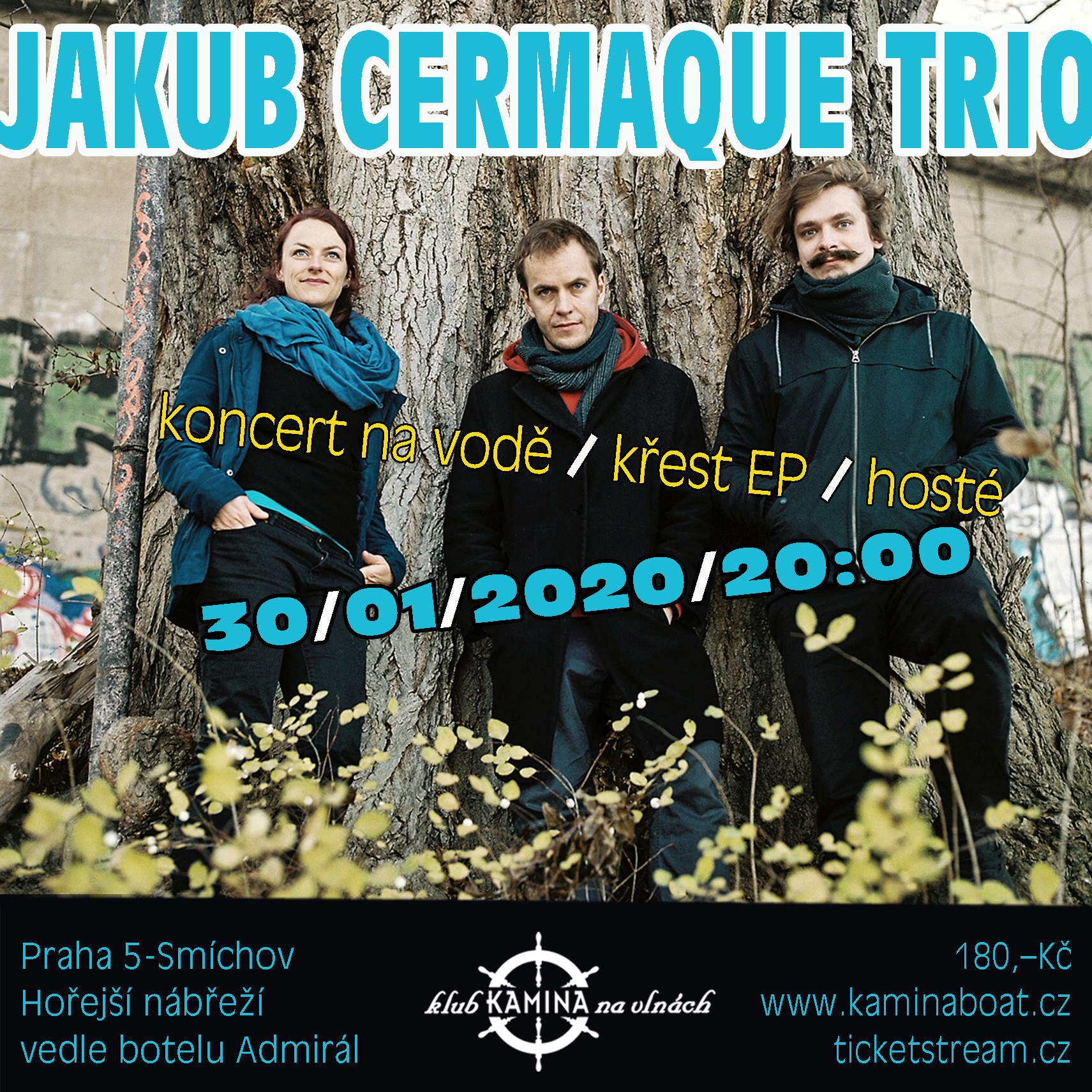 Jakub Cermaque trio