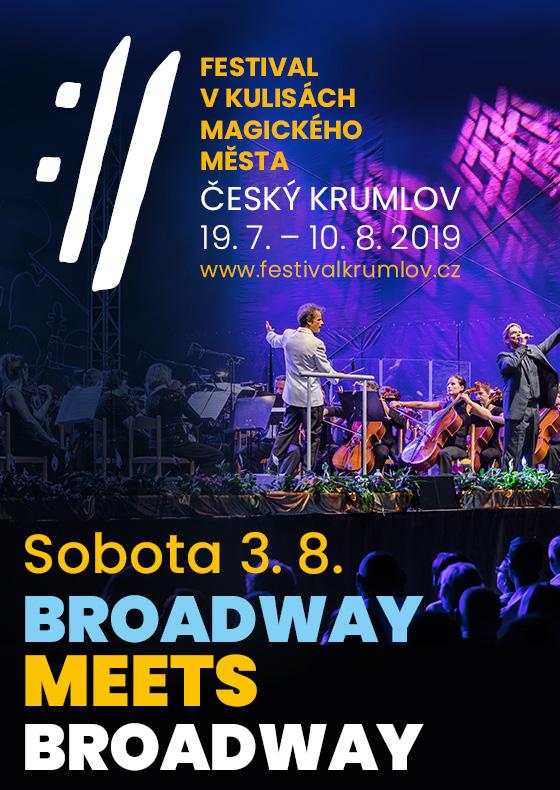 Broadway meets Broadway