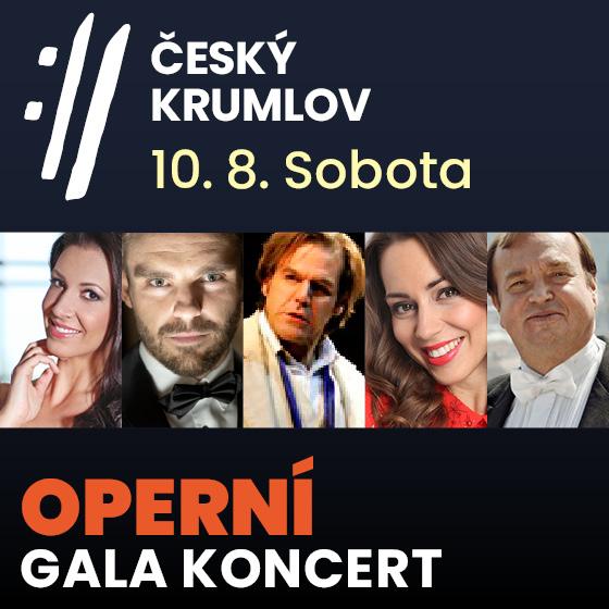 To nejlepší ze světové opery<BR>Mezinárodní hudební festival Český Krumlov 2019