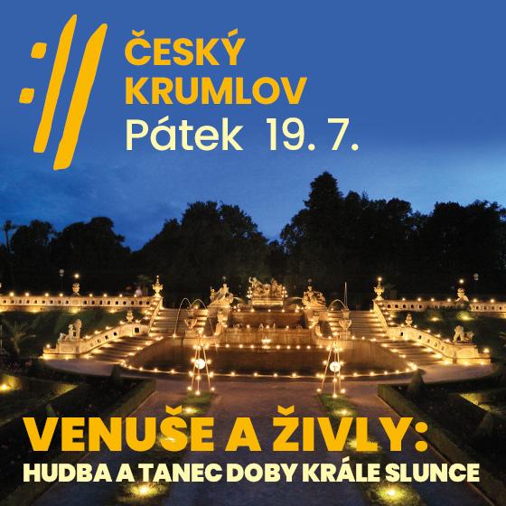 Venus and elements<BR>International Music Festival Český Krumlov 2019