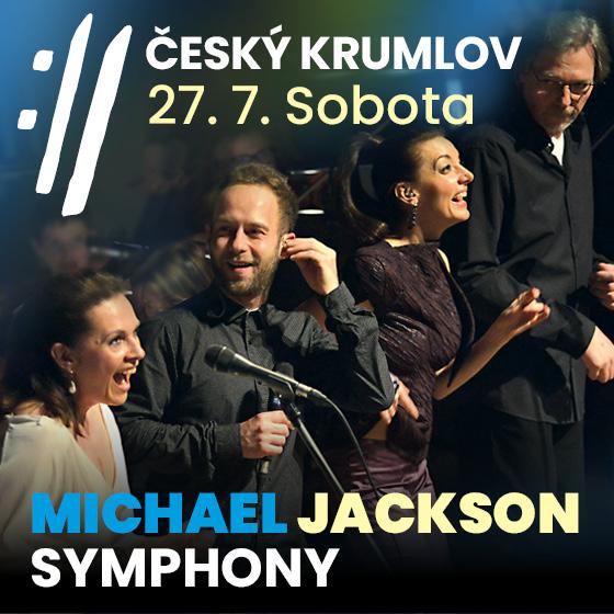 Michael Jackson Symphony<BR>International Music Festival Český Krumlov 2019