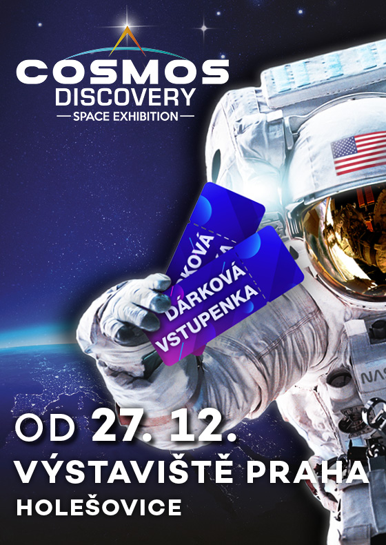Cosmos Discovery<br>Gift voucher