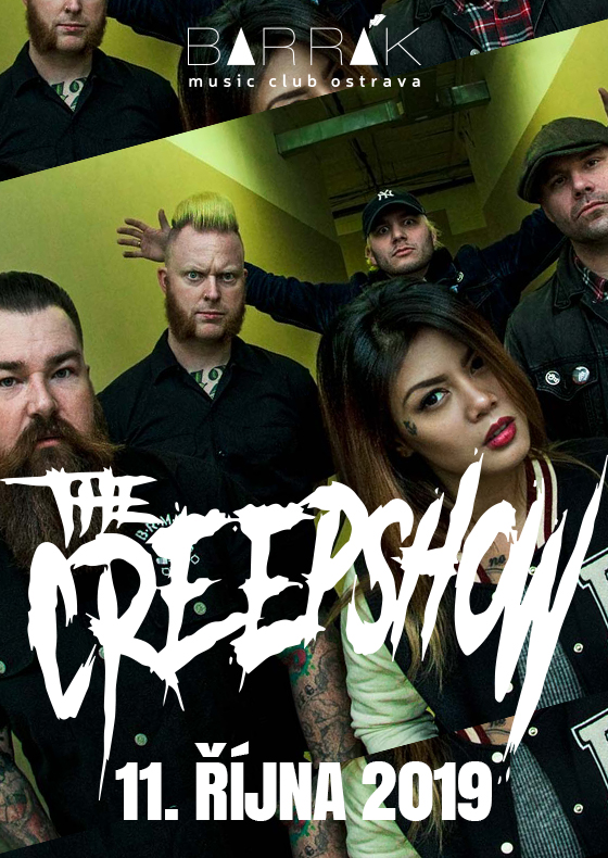 The Creepshow + Gallows Bound