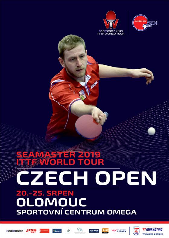 Czech Open in Table Tennis