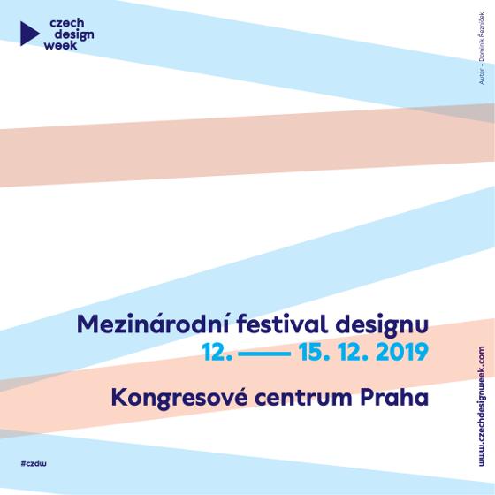 Czech Design Week<BR>Mezinárodní Festival Designu