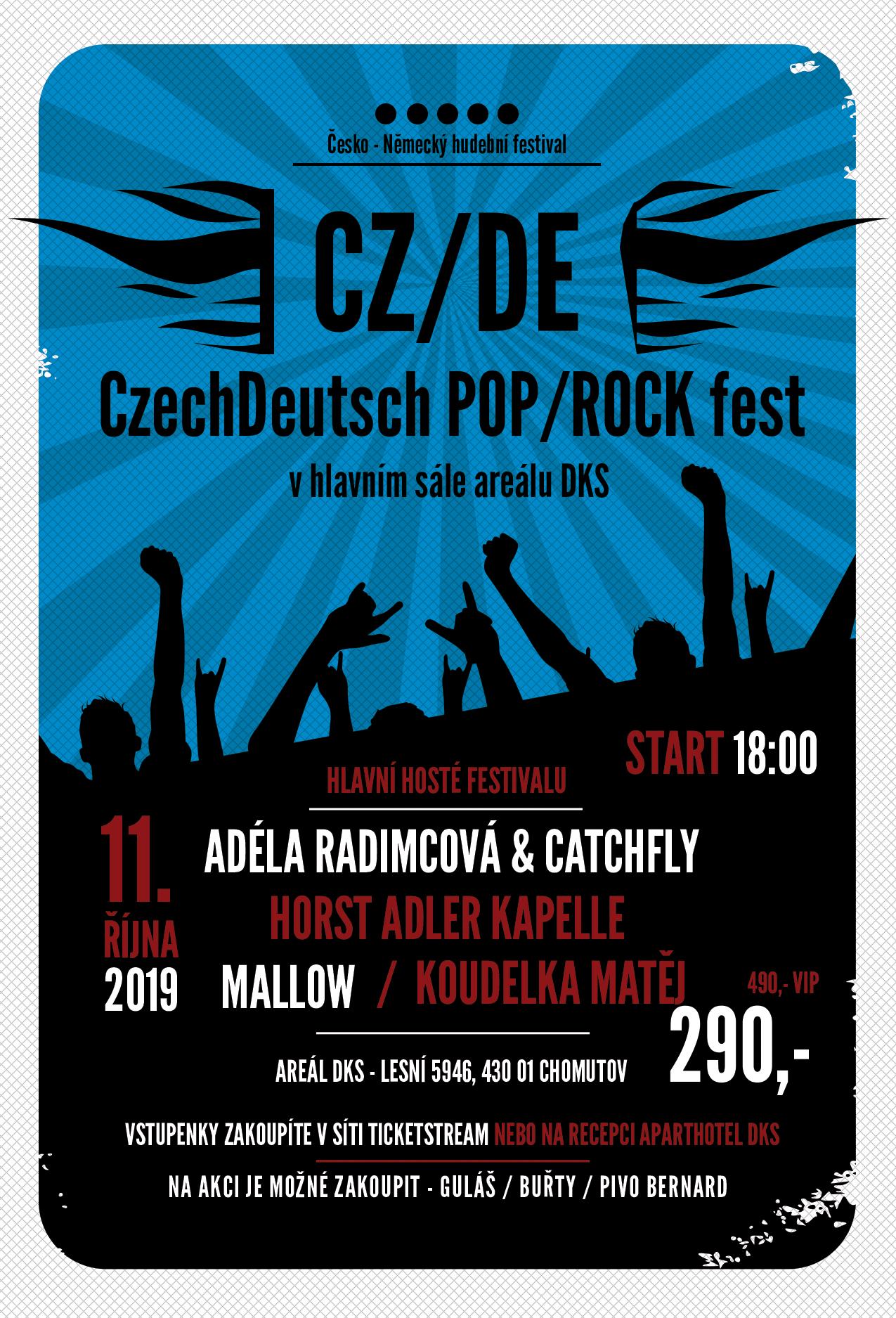 CzechDeutsch POP/ROCK fest