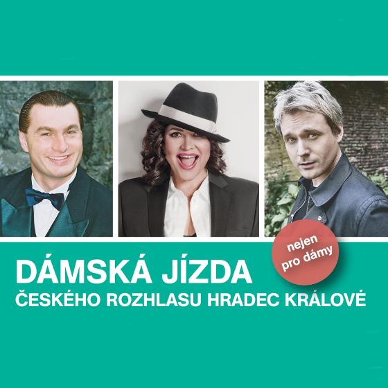 Dámská jízda nejen pro dámy!<BR>Společenský večer Českého rozhlasu Hradec Králové