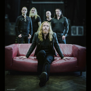 Dark Tranquillity, Nailed To Obscurity, Ostrava, 24/04/2017 19:00